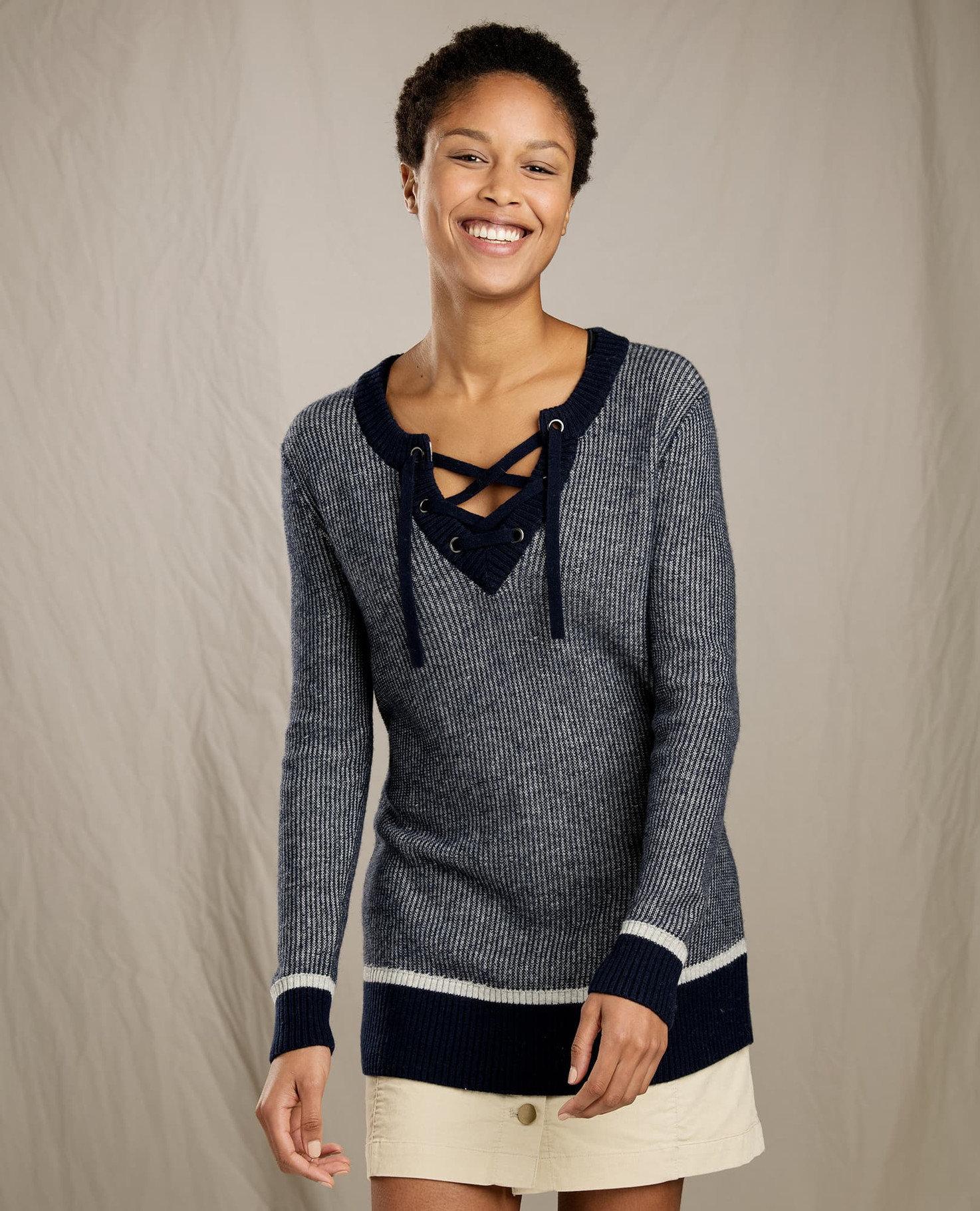 Toad&Co Mitchell Sweater Tunic JRI1TCMST