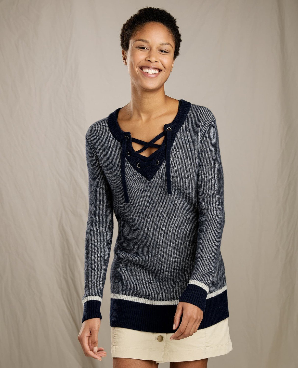 Toad&Co Mitchell Sweater Tunic