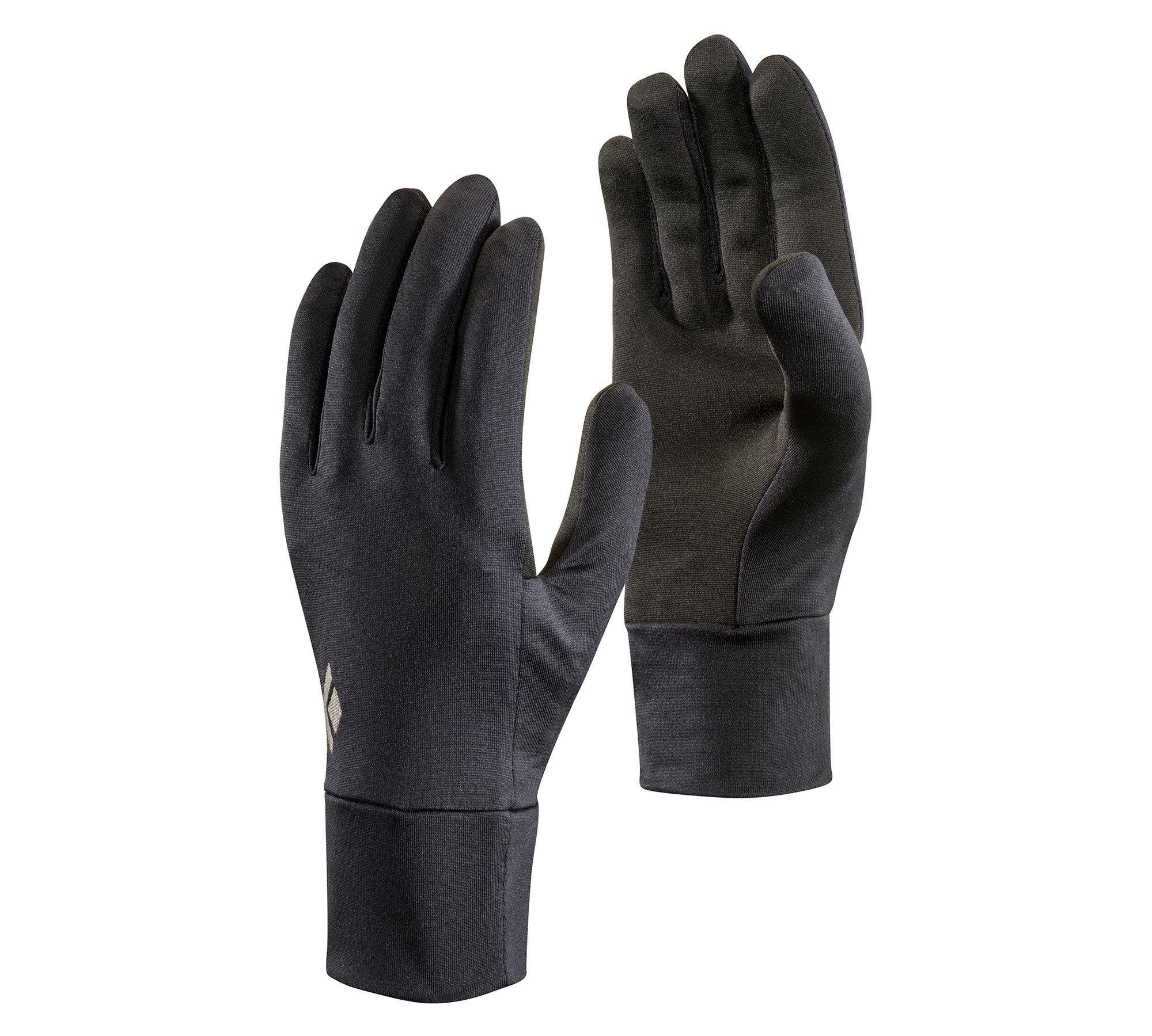 Black Diamond Lightweight Screentap Fleece Gloves JRI1BDLSFG
