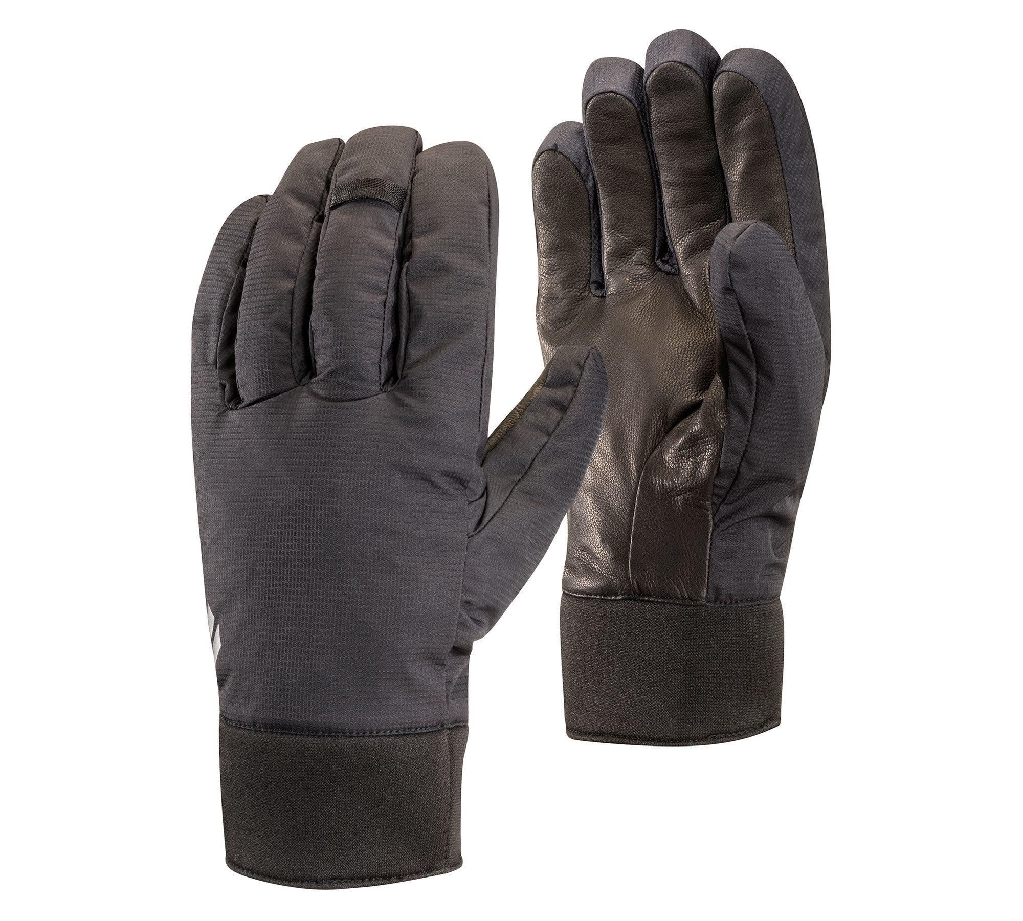 Black Diamond Midweight Waterproof Gloves JRI1BDMWG