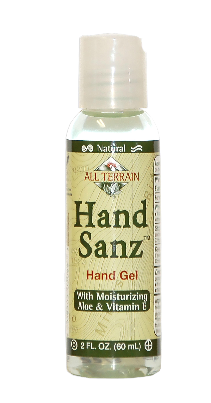All Terrain Hand Sanz with Aloe and Vitamin E JRI1ATSANZ