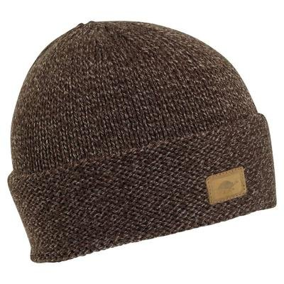 Turtle Fur Phillip Watch Cap Brown