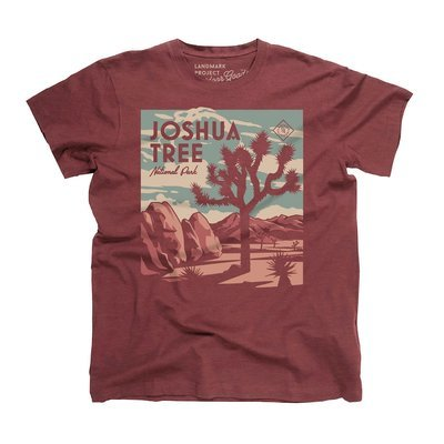 Landmark Project Joshua Tree National Park Unisex Tee