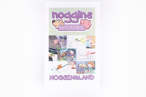 Noggins 8-Pack Stickers