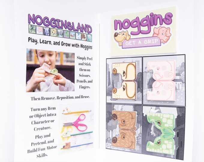 Noggins 8-Pack Stickers 00004