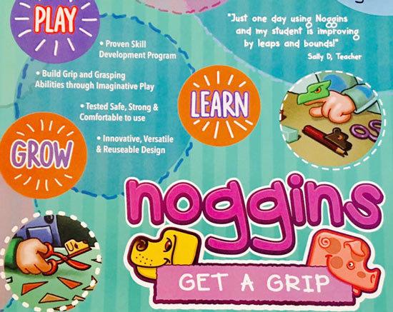 Nogginsland Complete Set 00002