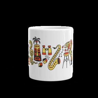 PTM Original Artist Series 1 (Dan Santoro) - Mug