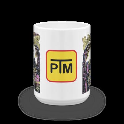 PTM Original Artist Series 2 (Steven Yoyada Liem) - Mug