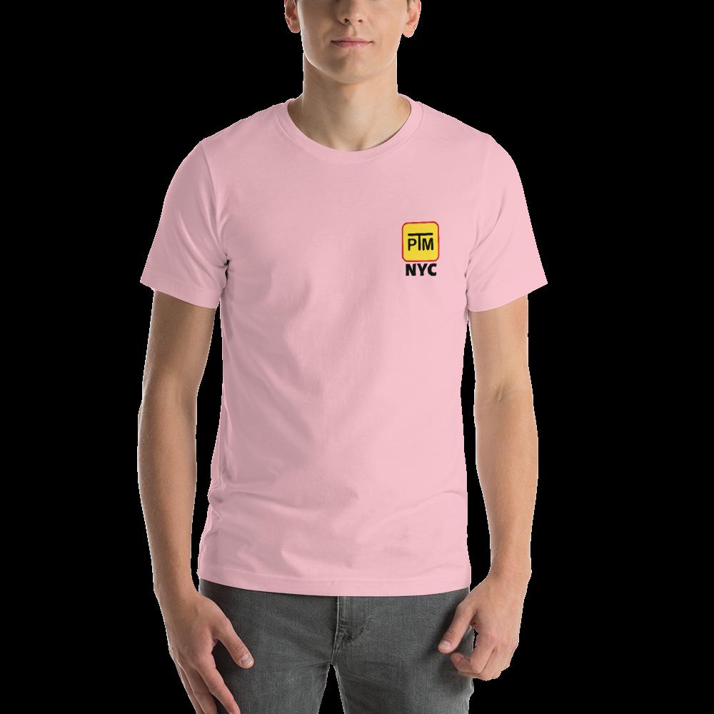 PTM Original 3 - Short-Sleeve Unisex T-Shirt