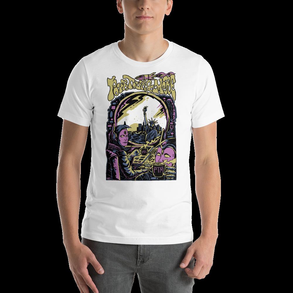 PTM Original Artist Series 2 (Steven Yoyada Liem) - Short-Sleeve Unisex T-Shirt