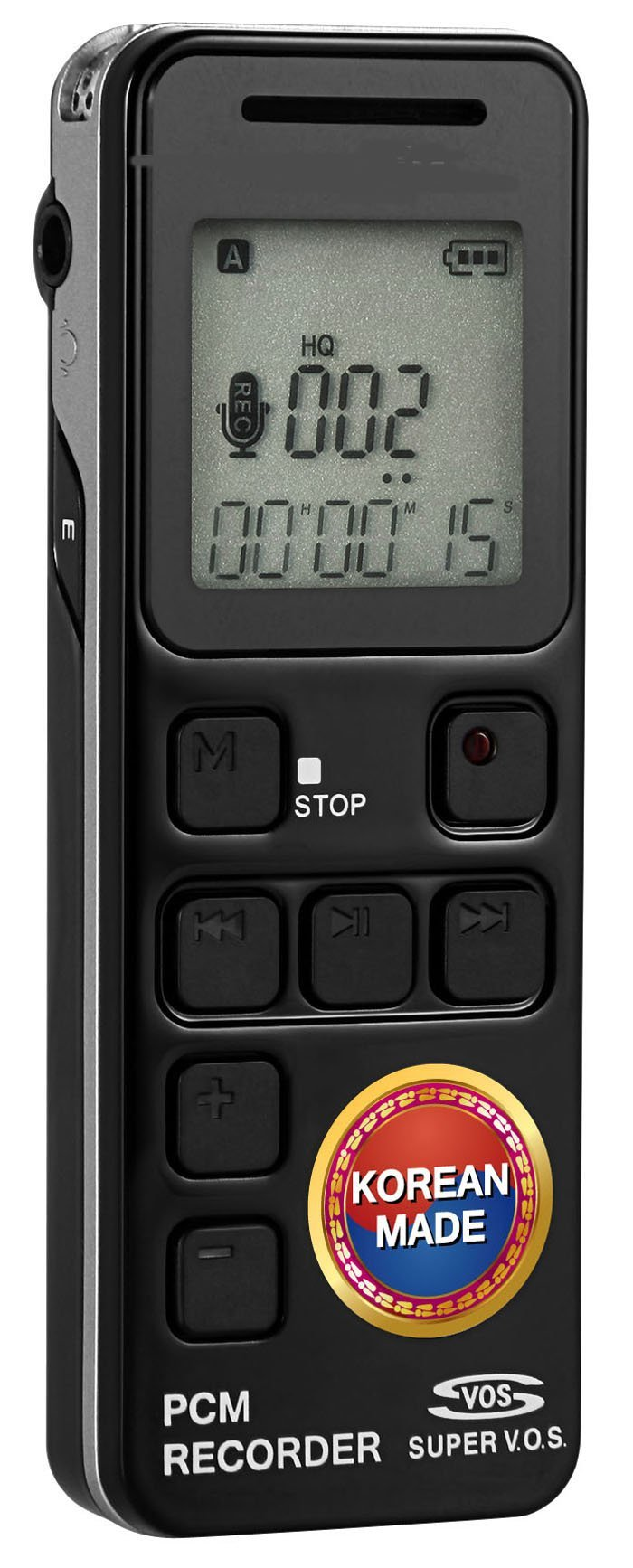 Easy Voice Recorder KJB-DR8000