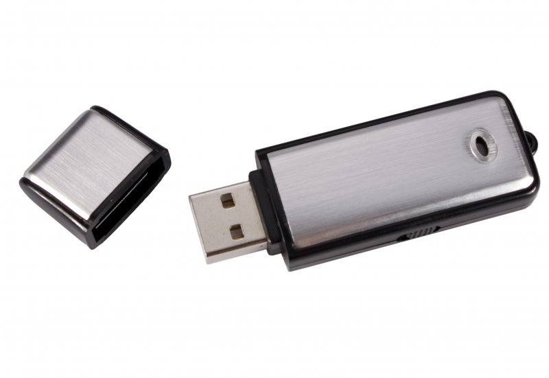 8GB USB Flashdrive Voice Recorder KJB-D1408
