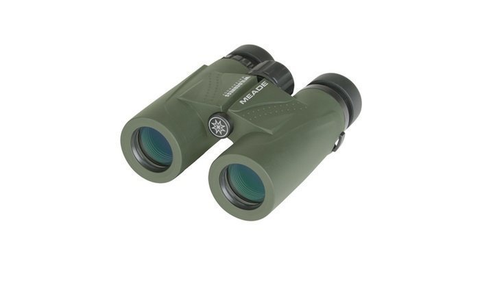 Meade 125023 Wilderness Binoculars - 10x32 Green