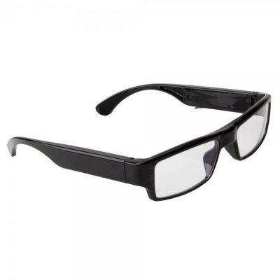 5MP HD 720P Spy Glasses Camera DVR Video Recorder Sun Eyewear Hidden Camera