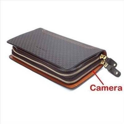 Handbag Bag Hidden Camera 1280*720 AVI 30fps with Remote Control Build in 8GB Memory