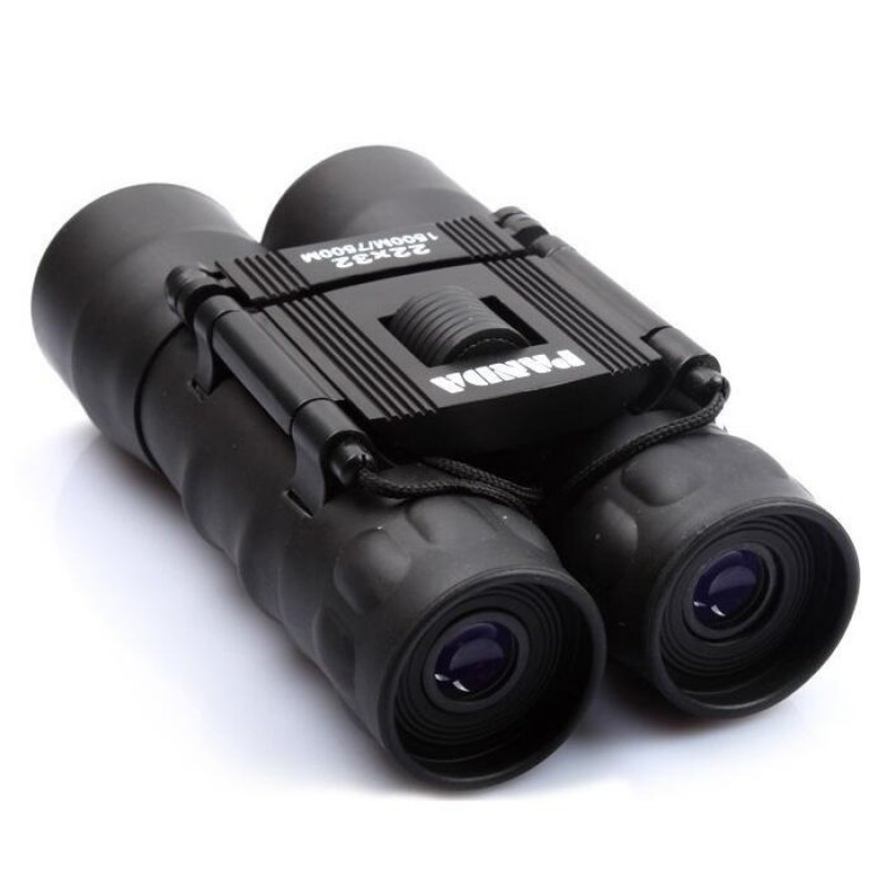 PANDA 22X32 Zoom High Magnification Binoculars Outdoor Telescope Black