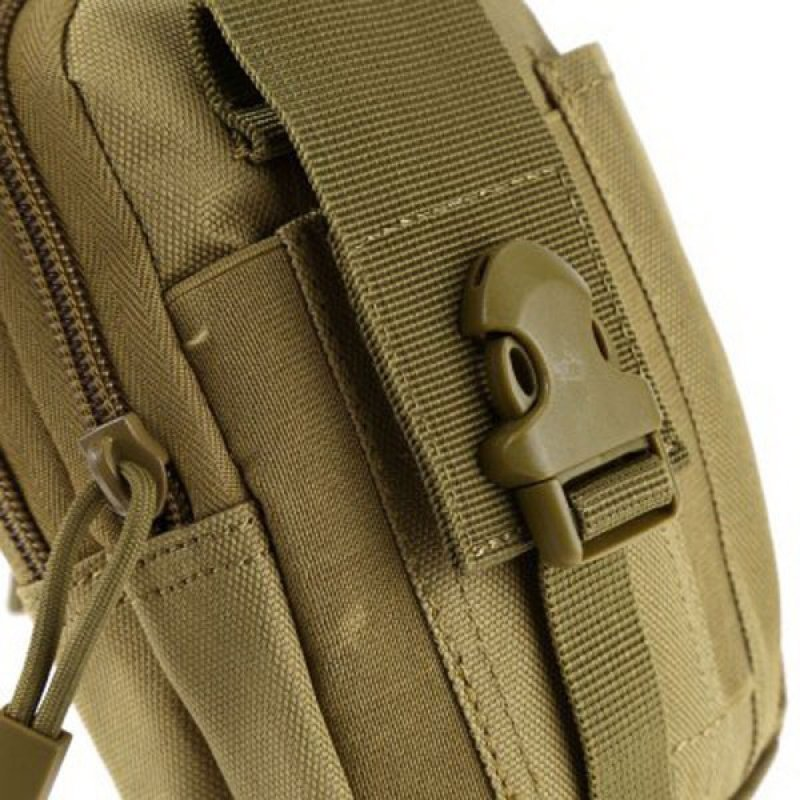 1000D Oxford Military Tactical Waist Bag & Compact Folding Night Vision Binoculars