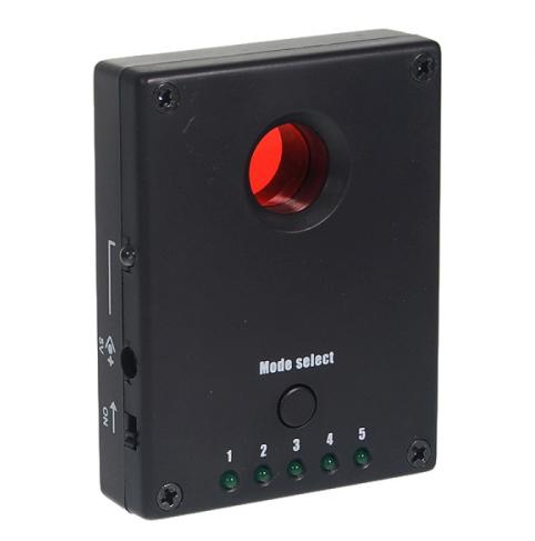 Anti-Spy Hidden Camera Anti Eavesdropping Anti Signal Bug Laser Finder