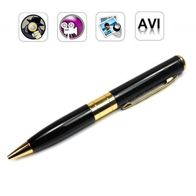 Mini HD USB Surveillance Camcorder Pen Video Recorder
