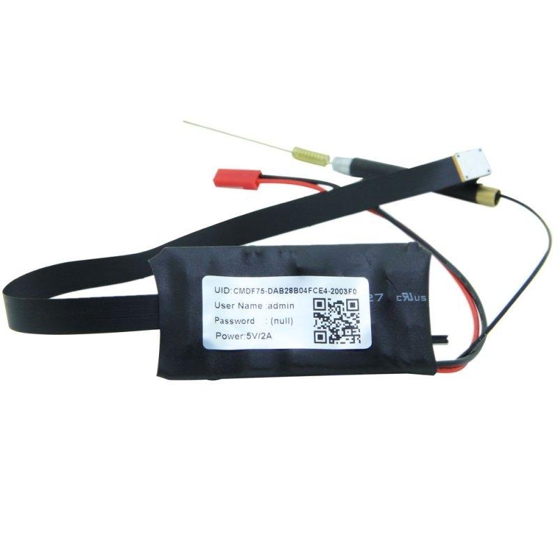V-100 HD 1080P USB 2.0 Remote Control Wi-Fi Module TM86TT2863