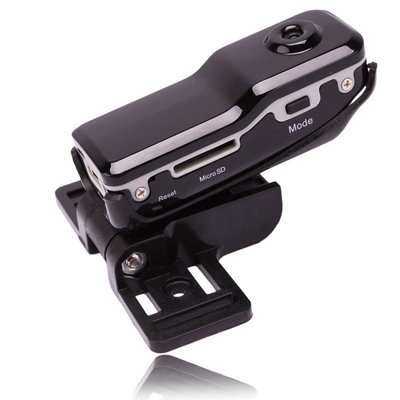 MD80 Mini DV DVR Sports Bike Video Camera Motorcycle Helmet Recorder