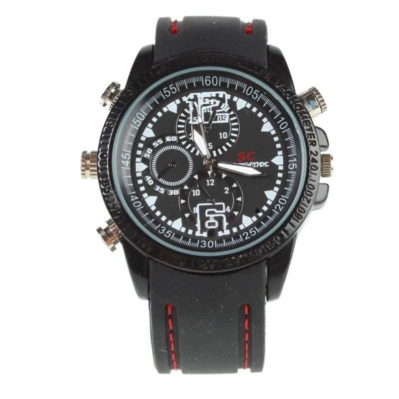 8GB HD Wrist Watch Camera Digital Video Recorder Camcorder Hidden Cam TM86TT2286