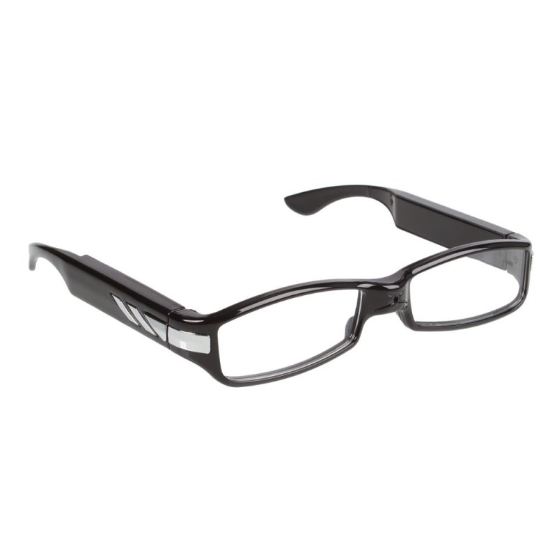 1920 x 1080 HD Glasses Hidden Eyewear Video Recorder Black TM86TT2289