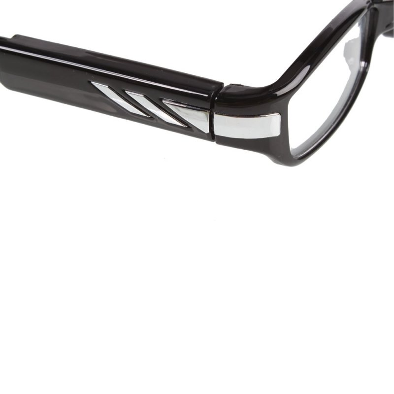 1920 x 1080 HD Glasses Hidden Eyewear Video Recorder Black