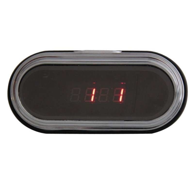Full HD 1080P HDMI Camcorder Alarm Clock Hidden Camera with Motion Detection