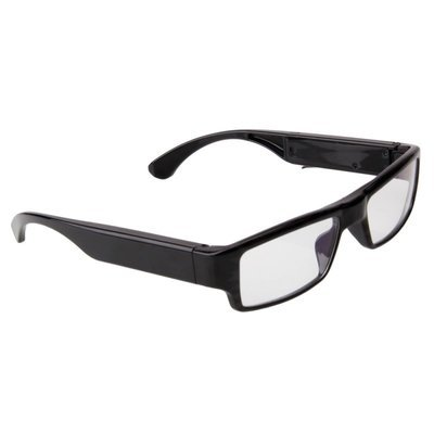 5MP HD 720P Glasses Camera DVR Video Recorder Sun Eyewear Hidden Camera