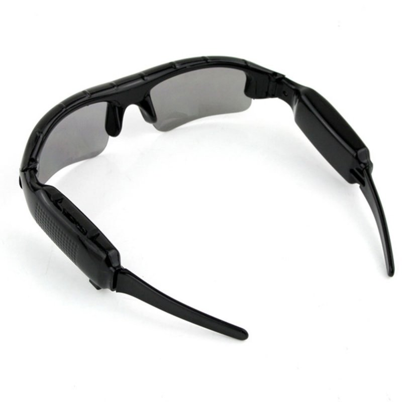 2GB Multifunction Video Sunglasses Mini HD DV DVR Hidden Camera Black