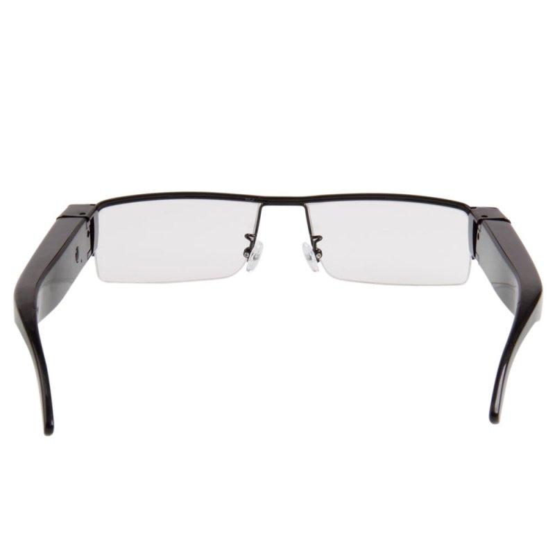 V13 1080P HD Half-frame Hidden Camera Eyewear Video Recorder