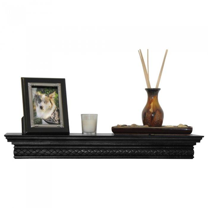 Quick Shelf Safe with RFID- Black CEPQS24B