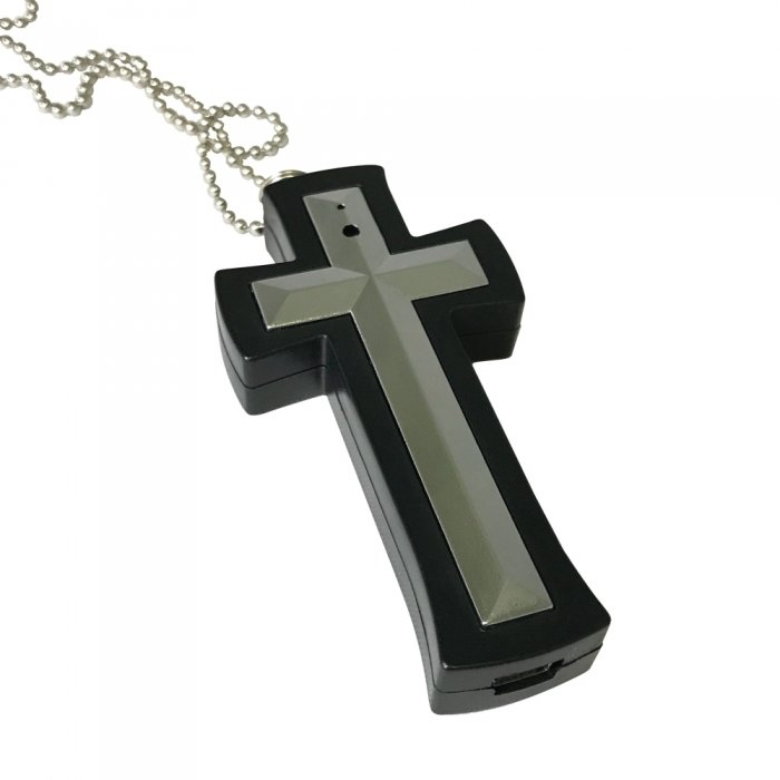 Cross Necklace DVR