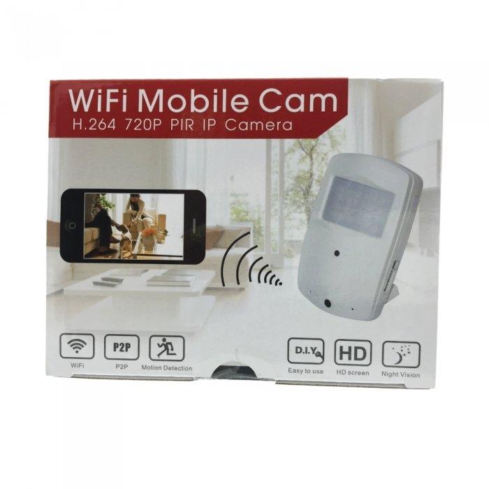 WiFi PIR Camera