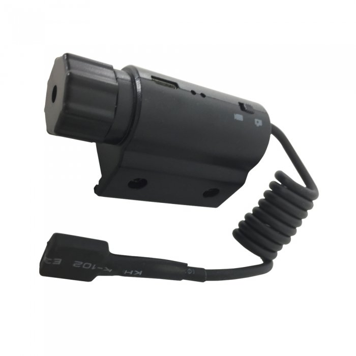 HD Rail Mounted Gun Camera