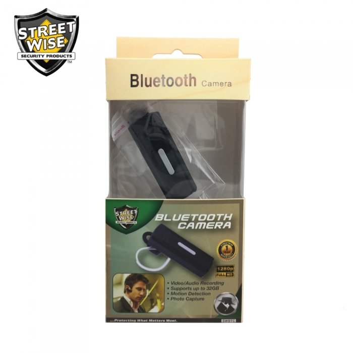 Streetwise Bluetooth Camera DVR