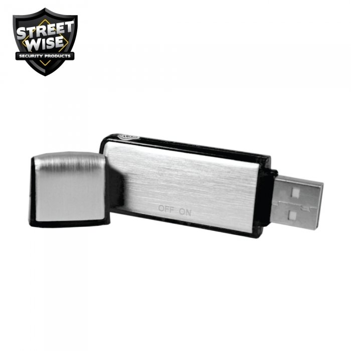 Covert USB Audio Recorder 8GB CEPSWUSBAR8
