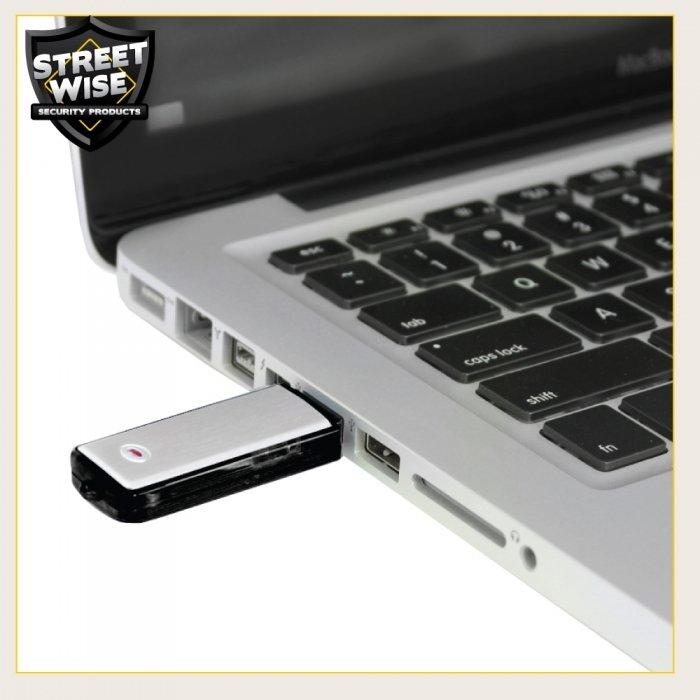Covert USB Audio Recorder 8GB