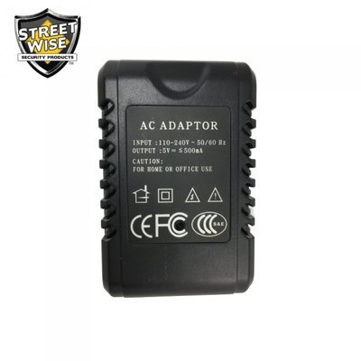 Streetwise WiFiHD AC Adapter DVR