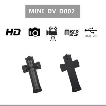 Full HD mini cross cameras hidden DVR video recorder spy cameras