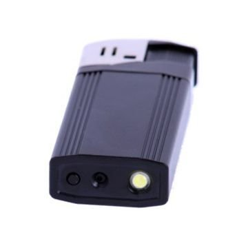 Real Lighter Spy Cameras with HD720P Mini DVR Camera Recorder, microSD