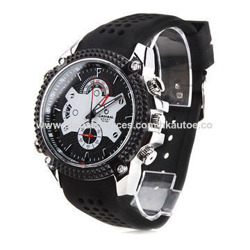 1080P watch hidden watch camera