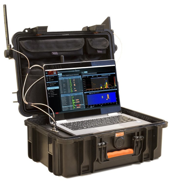 Delta X 100/4 Spectrum Analyzer KJB - DX100-4