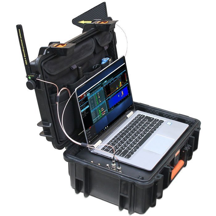 Delta X 2000/6 Real time Spectrum Analyzer KJB - DX2000-6