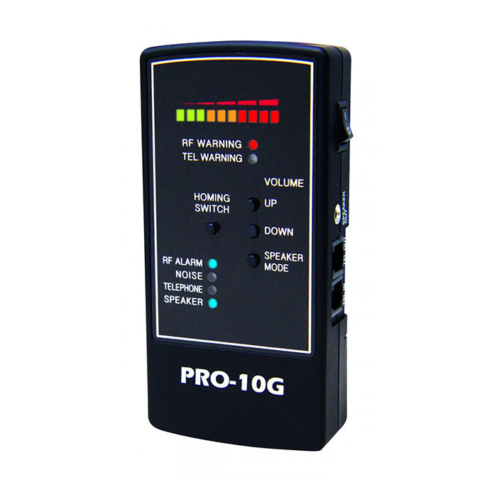 PRO-10G Cell Phone and GPS Bug Detector KJB - DD804