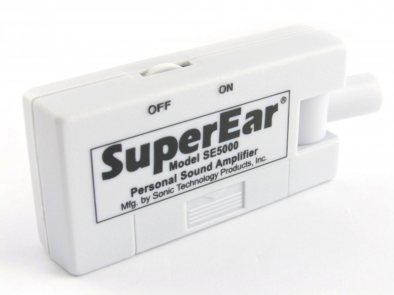Super Ear Personal Sound Amplifier