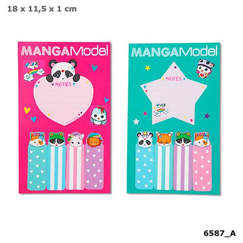 MANGAModel Стикеры для заметок Манга (набор из 2)