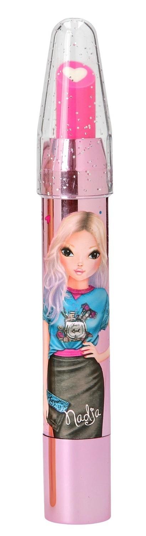 TOPModel Ластик в форме губной помады/блеска для губ (розовый дизайн)
