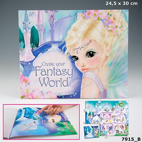 TOPModel Fantasy Альбом создания Мира Фантазий